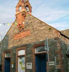 Glenluce Public Hall – What is it's Future?
